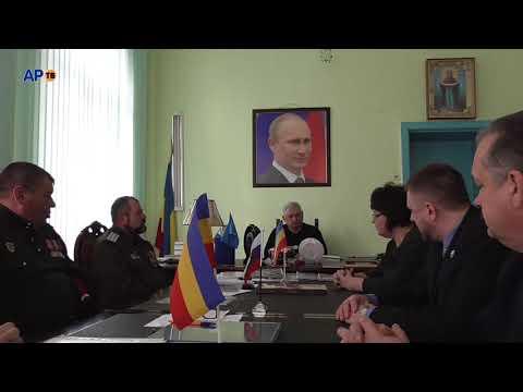 ARTV ARTV: Атаман Козицын награжден  медалью