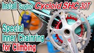 Install Sugino CYCLOID-SHC 30T…