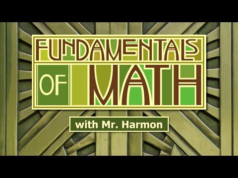 Grade 7 Fundamentals of Math