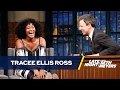 Tracee Ellis Ross Used Her Golden Globe Win to Meet Her Moonlight Crush