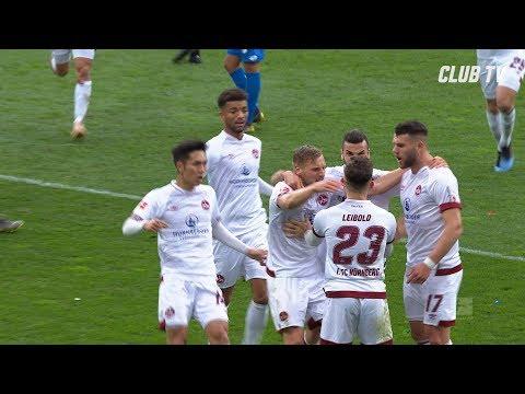 Highlights & Stimmen | TSG Hoffenheim - 1. FC Nürnberg 2:1 | Bundesliga