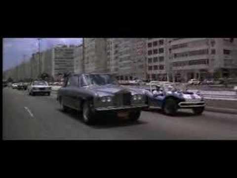 Bond Arrives in Rio / Moonraker (New music)