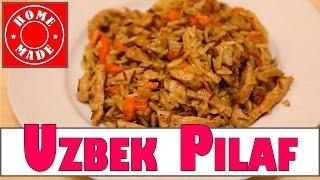 How To Make The Greatest Uzbek Palov Pilaf, Plov, Osh