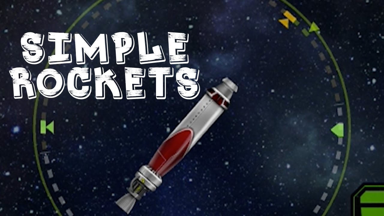 simple rocket kerbal space program - photo #6
