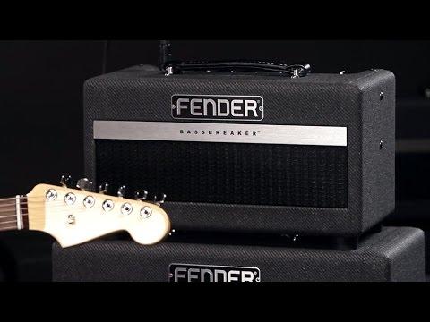 Fender BassBreaker 007 Tube Guitar Amp