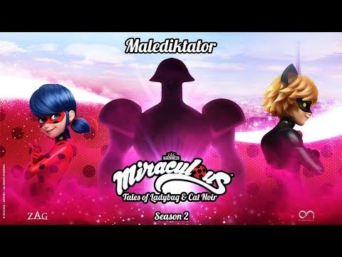 MIRACULOUS | 🐞 MALEDIKTATOR - OFFICIAL TRAILER 🐞 | Tales of Ladybug and Cat Noir