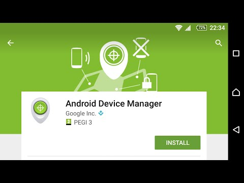 Find Your Phone Using Google Android Device Manager App