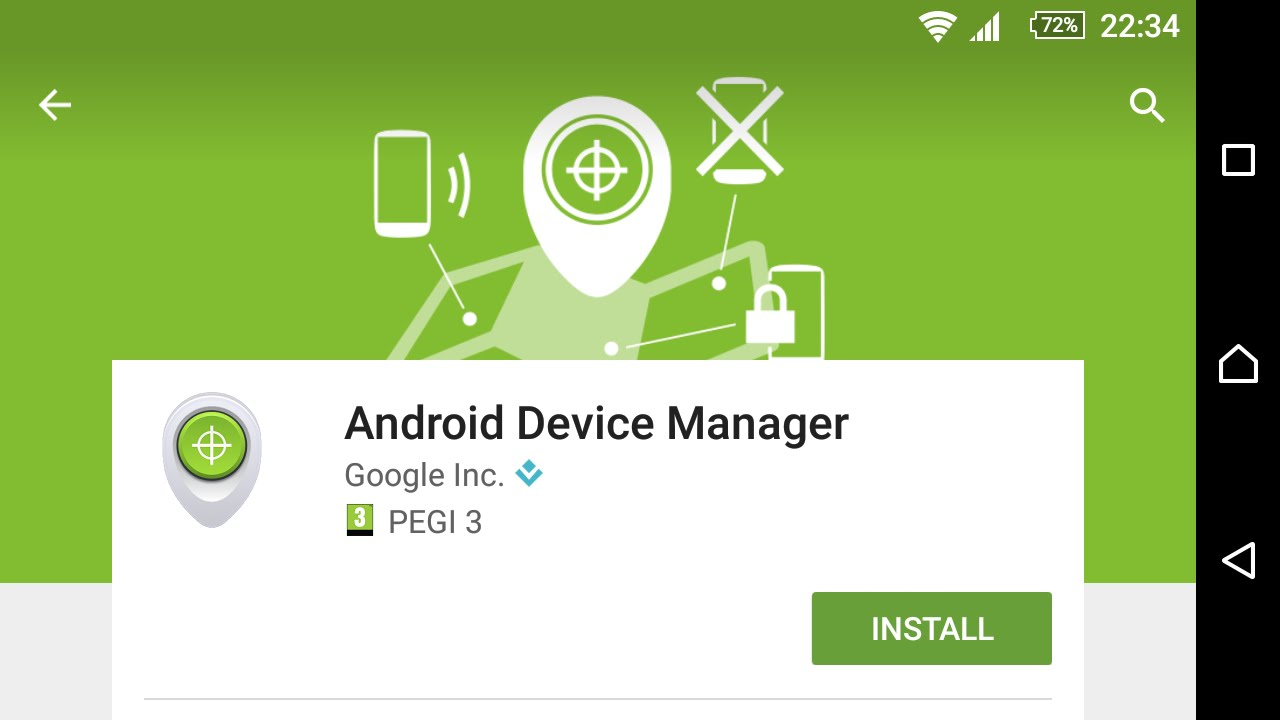 Find Your Phone Using Google Android Device Manager App Youtube