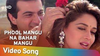 Phool Mangoo Naa Bahaar | Raja Songs | Madhuri Dixit | Sanjay Kapoor | Udit Narayan | Alka Yagnik