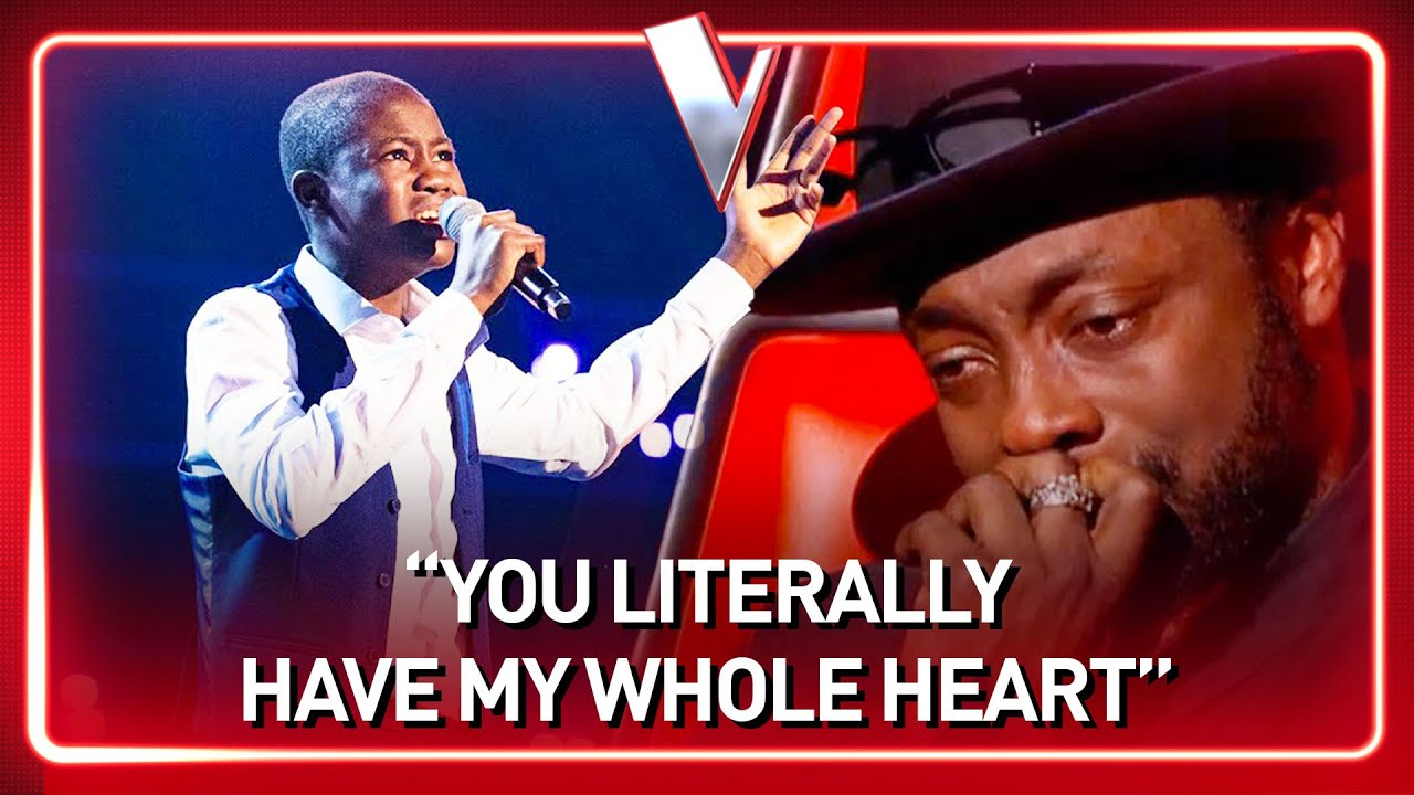 Download He EMIGRATED to find a BETTER LIFE for his family on the voice | Journey #112