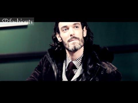 Day in the Life of a Brioni Man | Fall 2012 Milan Men's Fashion Week | FashionTV FMEN