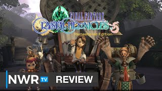 Final Fantasy Crystal Chronicles: Remastered (Switch) Review (Video Game Video Review)