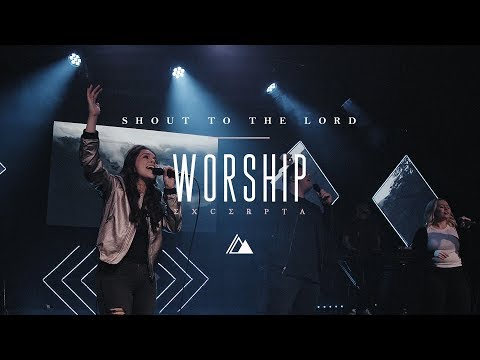 Shout To The Lord// What a Beautiful Name // Melody Noel and