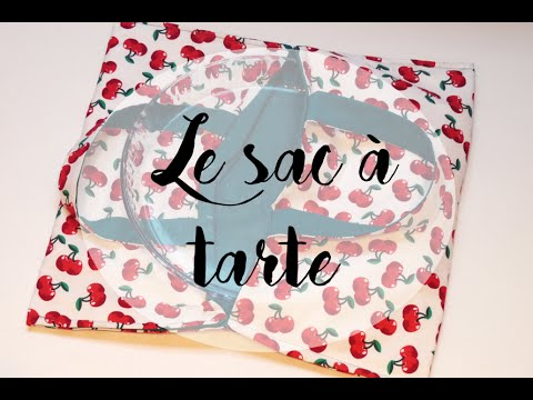 tuto jour de pluie le sac tarte diy youtube. Black Bedroom Furniture Sets. Home Design Ideas