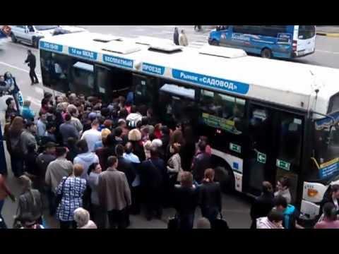 автобус на САДОВОД 2.3gp