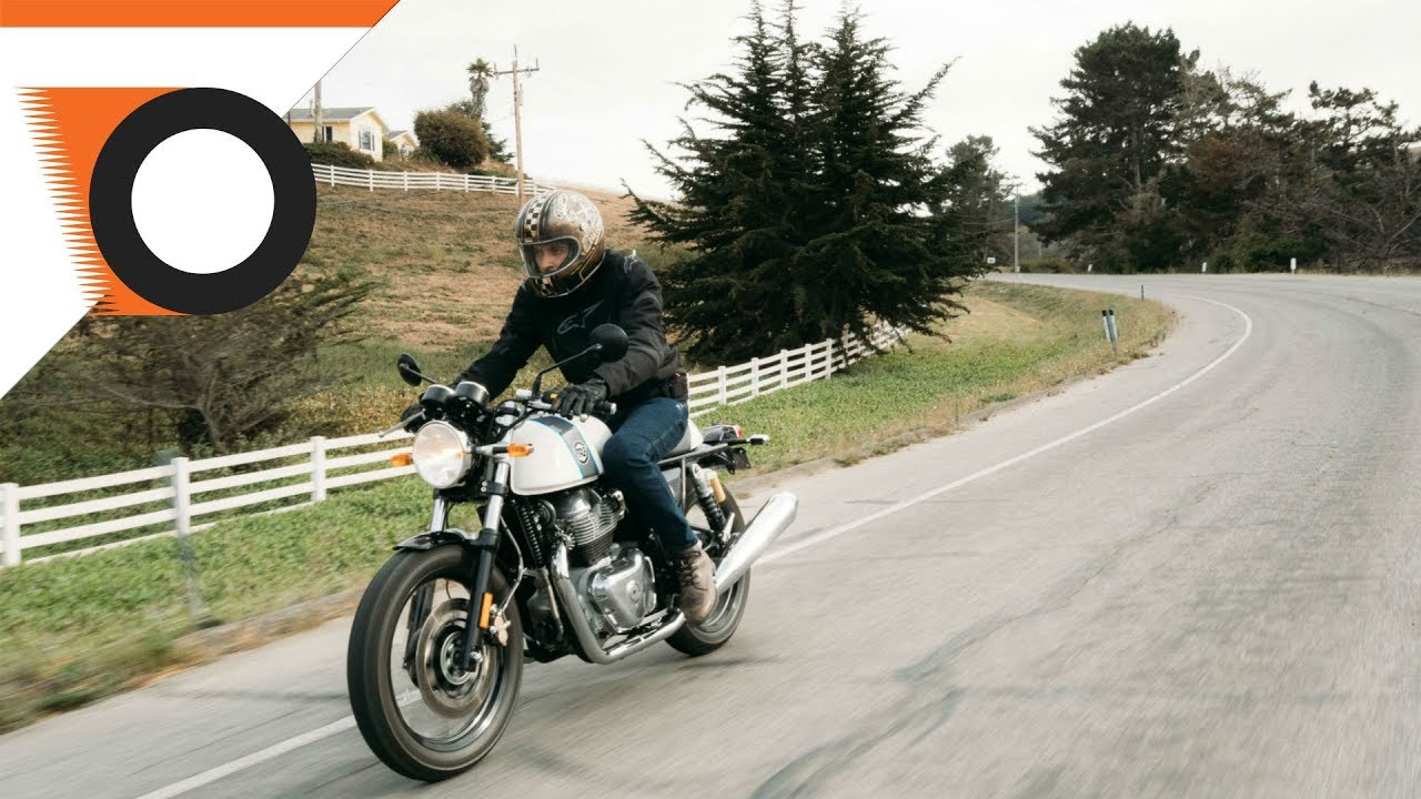 Royal Enfield Interceptor E Continental Gt 650 Test Youtube