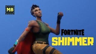 Fortnite - SEASON 7 RARE DANCE EMOTE SHIMMER