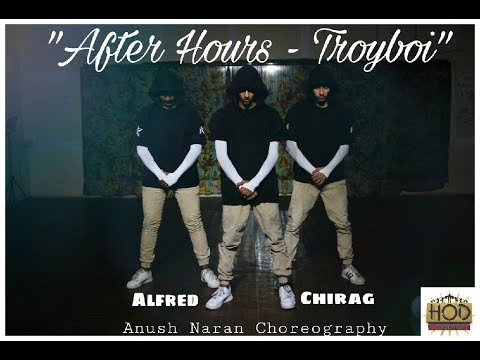 After Hours - Troy Boi (ft Diplo & Nina Sky) | Anush Naran | High On Dance