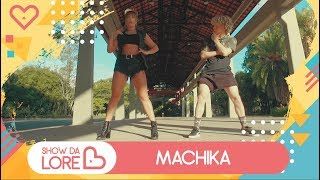 Baixar Machika - J. Balvin, Jeon e Anitta - Lore Improta feat. Thiago Montalti | Coreografia