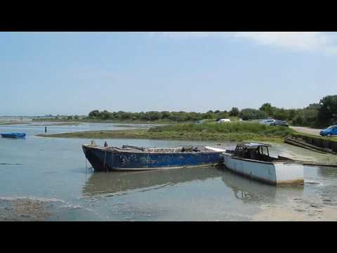 The Saxon Shore Way: Gillingham To Newington 6 June 2016