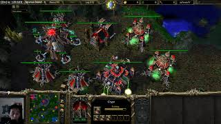 120 (UD)  vs Fly (Orc) - WarCraft 3 - WC2447