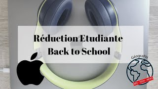 Réductions pour étudiants chez Apple : acheter un Macbook avec l'opération Back to School