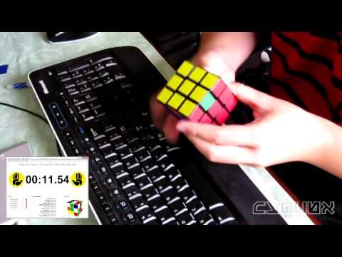 cyoubx - Commentary II - Cubers Are Doughbags!! - 3x3 15.13 Average of 12 with 30.59 Single!