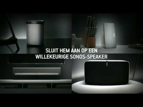 Sonos SUB - iEar.nl - YouTube