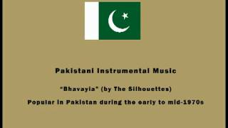 Pakistani Instrumental Music - Bhavayia (by The Silhouettes)