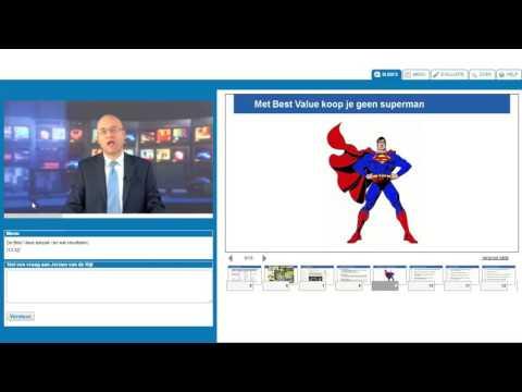 Webinar Best Value Procurement