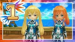 Das Anime-MMORPG endlich auf Deutsch   Let's Play Twin Saga #001