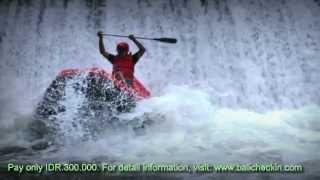 Bali White Water Rafting Telaga Waja River