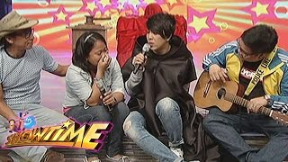 It's Showtime: It's Showtime family helps rebuild madlang people's house