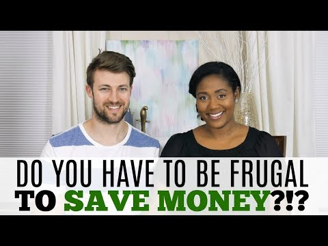 Saving Money Without Frugal Living?!? 😱