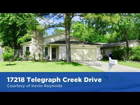 17218 Telegraph Creek Drive Spring, Texas 77379 | Kevin Reynolds | Top Real Estate Agent