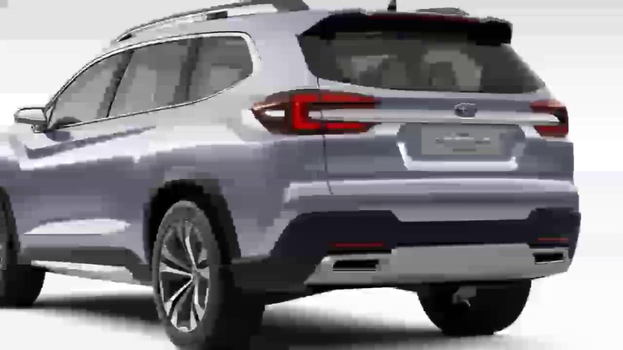 2018 Subaru Ascent 8 Penger Suv