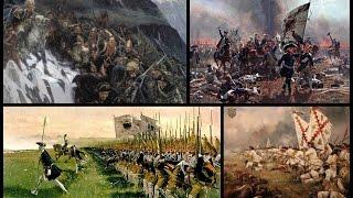 Новая История 1500-1800 #21: Военное дело 18-го века