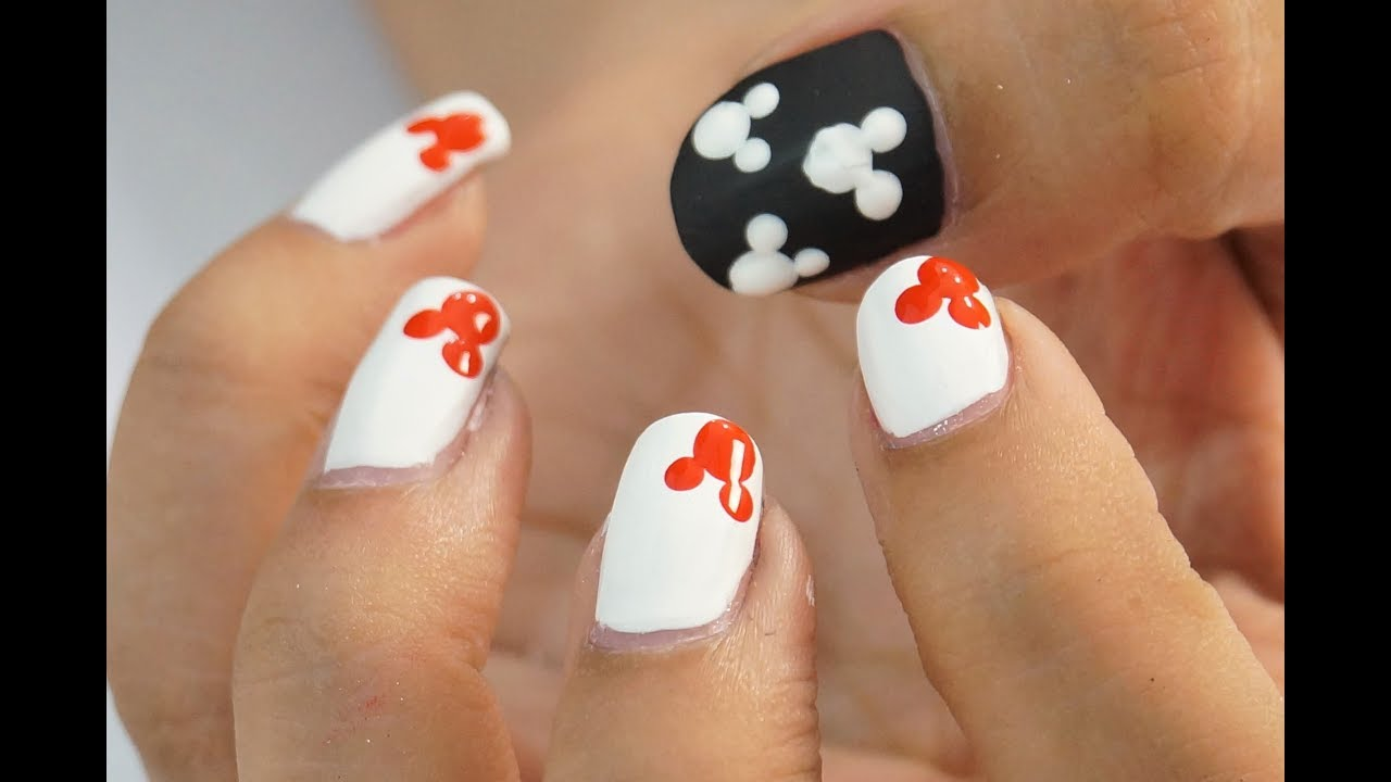 Nail Art Designs Step by Step at Home - Nail Art Without Tools for ...
