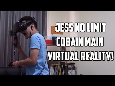 #MulaiAjaDulu JESS NO LIMIT COBAIN MAIN VIRTUAL REALITY!