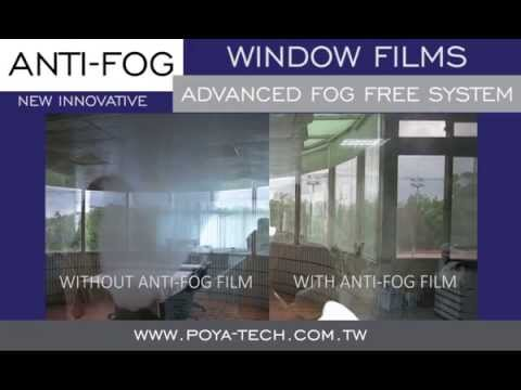 Anti Fog Glass Film Youtube