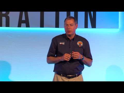 Bloodhound SSC's Mark Chapman: Full WIRED Next Generation 2014 Talk | WIRED