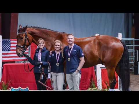 Meet the US Equestrian Team&39;s Zygo