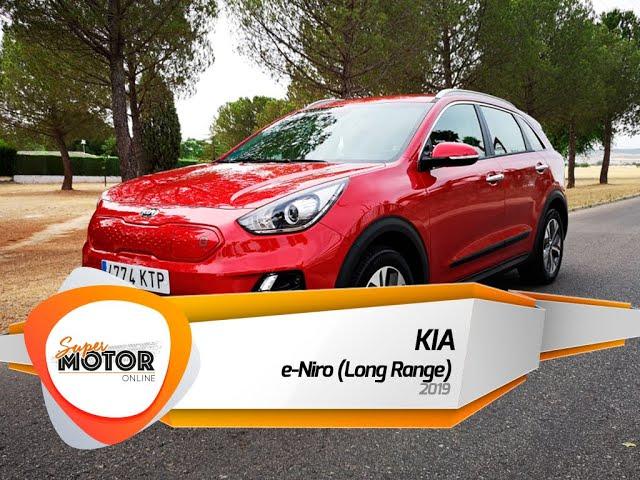 KIA e-Niro 🔌🔋 / Prueba / Test / Al volante / Supermotoronline.com