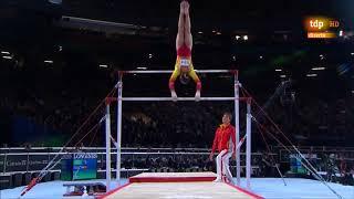 Fan Yilin   Uneven Bars Final   World Artistic Gymnastics Championchips 2017