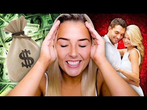 BEING FILTHY RICH OR FINDING LOVE!? (Would you rather #2)