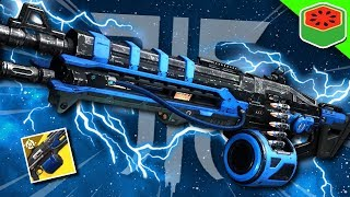Thunderlord - Exotic Machine Gun | Destiny 2 Forsaken