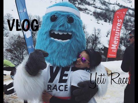 Vlog d'un Week End sportif à l'occasion de la Yéti Race !