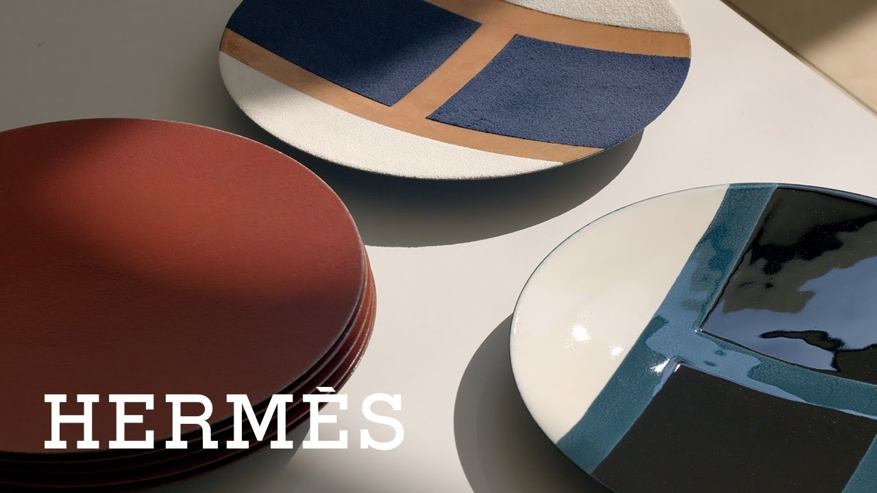 Hermès   Sialk centre pieces