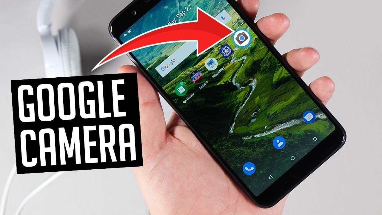 Asus Zenfone Max Pro M1 | Install google camera without rooting | Enable  EIS, Camera2Api