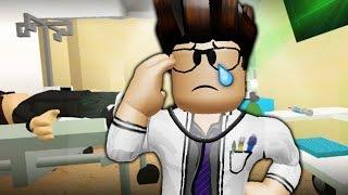 LE DOCTOR: Un SAD ROBLOX MOVIE